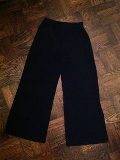 New Chico's Travelers Black Pants Chicos Size 0 Short Regular Size  4/6  $17.99