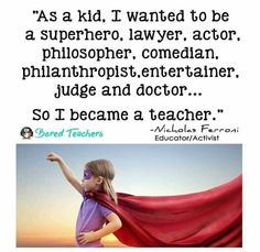 And as a teacher, you will have an integral role in creating. Every day is an opportunity to touch and shape a life in innumerable ways. School Counselor, School Teacher, Teacher Stuff, Teaching Memes, Teaching Science, Bored Teachers, Teacher Problems, Becoming A Teacher, Teacher Inspiration