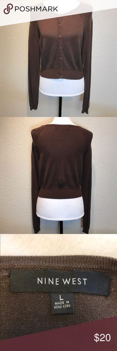 Stylish NineWest Top! Stylish Nine West Top!  (Bundle 3 Items & Save with my Discount!) Nine West Sweaters Cardigans