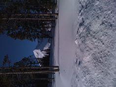 Lone Peak in Big Sky, MT