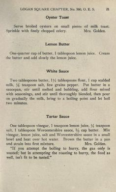 Original recipes of good things to eat Old Recipes, Vintage Recipes, Cookbook Recipes, Sauce Recipes, Seafood Recipes, Cooking Tips, Cooking Recipes, Tomato Nutrition, Marinade Sauce