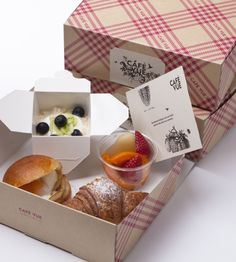 Cafe Vue Breakfast Box