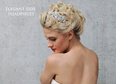 "Ivory&Co Bridal Accessories. For more Alternative Wedding inspiration, check out the No Ordinary Wedding article ""20 Quirky Alternatives to the Traditional Wedding""  http://www.noordinarywedding.com/inspiration/20-quirky-alternatives-traditional-wedding-part-4"
