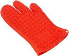 60034 Guante silicona 5 dedos