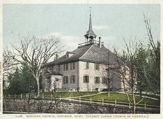 Hingham, Massachusetts 1681
