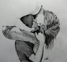 Love·love cuples·draw·drawing·cute