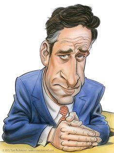 http://www.tomrichmond.com/art/caricatures/