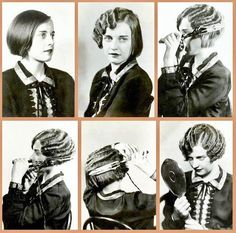how to do your hair 1920s style 1000 images about hair 1920 s on 1920s hair 7829