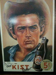 James Dean Memorial at Jacks Ranch Diner 7