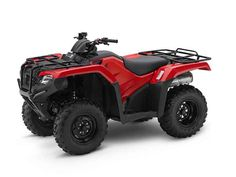 New 2017 Honda FourTrax® Rancher® ATVs For Sale in Texas. Any mechanic, woodworker, tradesman or craftsman knows that the right tool makes the job a whole lot easier. And having the right tool means having a choice. We've all seen someone try to drive a screw with a butter knife, or pound a nail with a shoe heel. The results are never pretty. Honda's FourTrax Rancher line are premium tools for the jobs you need to do, whether that's on the farm, the jobsite, hunting, fishing…
