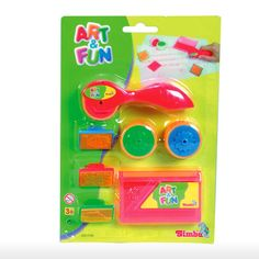 Simba Toys > 3y+ > Art and Fun Roller Stamp - Red | Shop Online