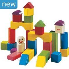Montessori Lernspielzeug 36 kleine internationale Flaggen auf Stock Lernspielzeug