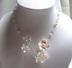 flower and pearl necklace | Recent Photos The Commons Getty Collection Galleries World Map App ...