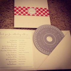 CD favors :: Mink Designs