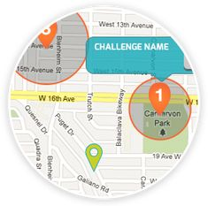 Map Dash