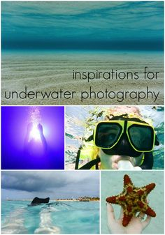 20 Underwater Photos to Inspire Your Next Beach Vacation (and tips for Underwater Photography)