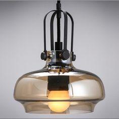 Modern Retro Pendant Light