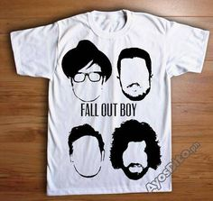 Fall Out Boy T-Shirt  I need this.so bad.