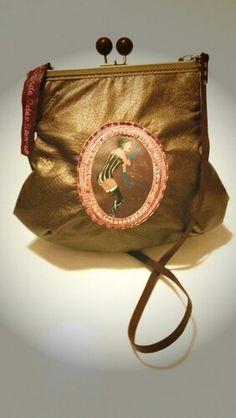 sac pin up originale de la ronde des pin up perso sacs et potes monnaies pinterest. Black Bedroom Furniture Sets. Home Design Ideas