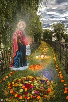 Канавка Божией Матери в Дивеево