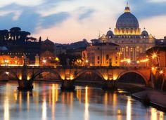 INOVAR TOUR www.inovartour.com.br : Roma, linda a qualquer hora.