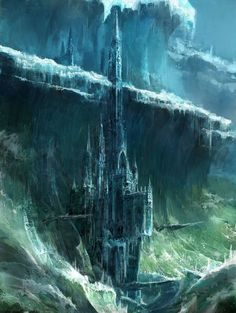 Fortress of ice