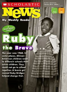 scholastic news about Ruby Bridges