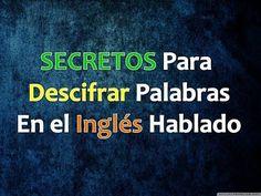 SECRETOS Para Entender Inglés 1 - YouTube