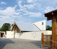 St Ignatius Chapel by Dynerman Architects