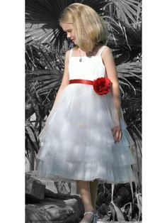 Wedding Dresses, Prom Dresses, Beautiful Designer Dresses & Formal Dresses - RoseBud 5117 Flower Girl Dress