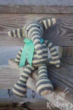 Elephant Doll, Baby Gift, Knit Stuffed Animal, Handmade Toy, Elephant Plush, Wool Toy, Stuffed Elephant, Striped Elephant, Kid Toy, Knit Toy by Knitneys on Etsy https://www.etsy.com/listing/289445567/elephant-doll-baby-gift-knit-stuffed