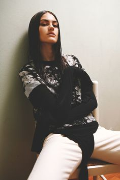 Photography: Federico Sorrentino Stylist: Sofia Lai  http://monsterselected.tumblr.com