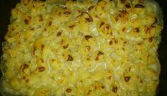 Macarrones con queso americanos