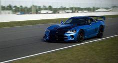 Dodge SRT Viper ACR furious 7