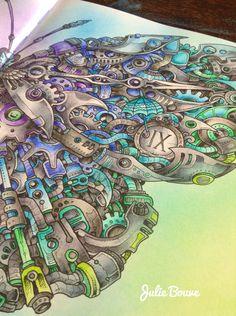 Imagimorphia Colored by Julie Bouve