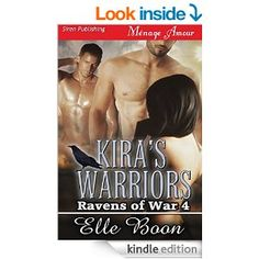 Elle Boon's Kira's Warriors