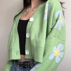 10 Fall Hipster Outfits That Will Ideas Hipster Outfits, Retro Outfits, Trendy Outfits, Vintage Outfits, Summer Outfits, Fashion Outfits, Green Outfits, 00s Fashion, Tokyo Fashion