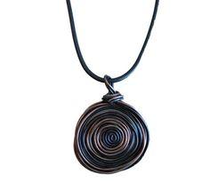 Brown-Black-Necklace