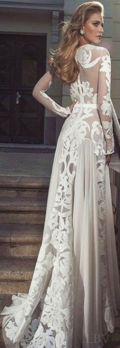 Wedding gowns / karen cox. Dany Mizrachi ♥✤ Haute Couture 2014 2015 | LBV