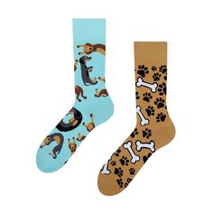 Good Mood socks are designed to bring joy and fun to everyday life. The ultimate gift for all your family and friends. Wear Good Mood socks and spread your Good Mood! All About Eyes, Dachshund, Dog Cat, Socks, Fun, Gifts, Design, Fun Socks, Funny Cows