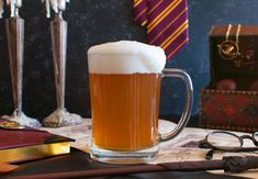 The Wizarding World of Harry Potter Butterbeer