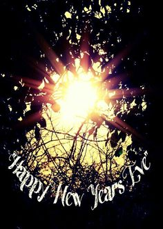 """No matter how bad things may get, they will always get better...  """"Keep pushing forwards."""" #HappyNewYearsEve 2015 #happynewyear"""
