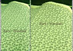 Leafy Printed Pure Handloom Bedspreads