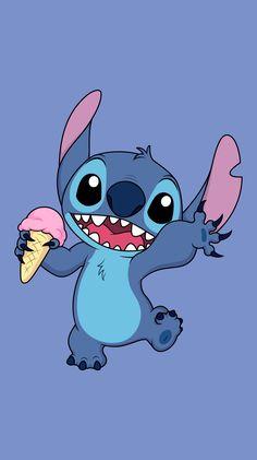 Wallpaper Lilo & Stitch - Disney