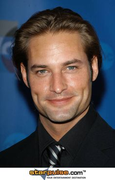 Josh Holloway's dimples
