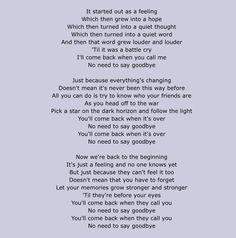 Regina Spektor lyrics- the call