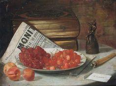 Still Life by Theodor Aman