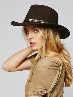 ee32d1581ea New Arrivals  Accessories. Gypsy StyleFelt Cowboy HatsEvery GirlTypes ...
