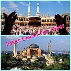 Umroh-Haji-Tour Luar Negeri: Paket Umroh Plus Turki Januari