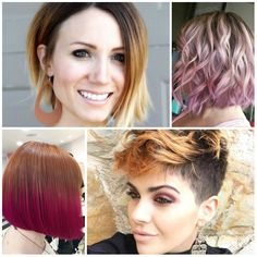 Short Ombre Hair Ideas for 2017